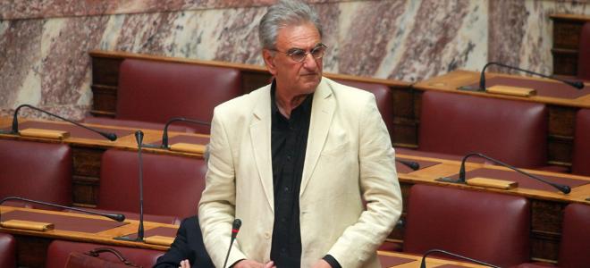 Συνασπισμό ΠΑΣΟΚ-ΔΗΜΑΡ-ΣΥΡΙΖΑ προτείνει ο Σπύρος Λυκούδης