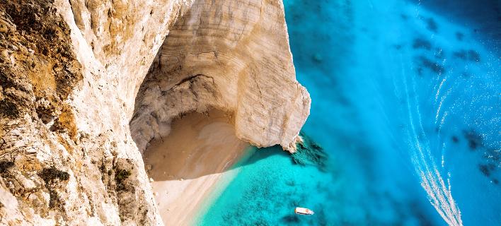 Ναυάγιο Ζάκυνθος /Φωτογραφία: Shutterstock