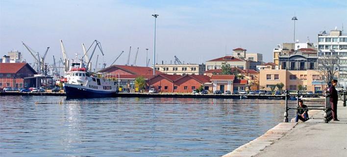 Αθήνα και Μόσχα συζητούν για την ακτοπλοϊκή σύνδεση Θεσσαλονίκης-Νοβοροσίσκ /Φωτογραφία: Εurokinissi