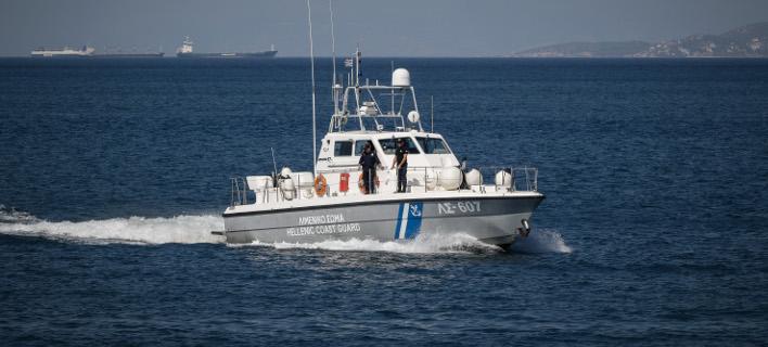 Σκάφος του Λιμενικού (Φωτογραφία αρχείου: EUROKINISSI/ΓΙΩΡΓΟΣ ΚΟΝΤΑΡΙΝΗΣ)