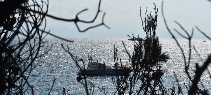 έρευνες του Λιμενικού/Φωτογραφία: EUROKINISSI/ΤΑΤΙΑΝΑ ΜΠΟΛΑΡΗ
