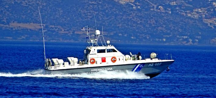 Οι ισχυροί άνεμοι δεν επέτρεψαν τη μεταφορά του κοριτσιού στην Κρήτη (Φωτογραφία αρχείου: EUROKINISSI/ ΓΙΩΡΓΟΣ ΚΟΝΤΑΡΙΝΗΣ)