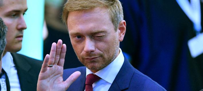 O ηγέτης του FDP είναι το επικρατέστερο όνομα μέχρι στιγμής για τη θέση του ΥΠΟΙΚ (Φωτογραφίες: ASSOCIATED PRESS)