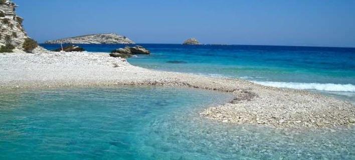 Το νησί της Καλυψούς, με τα γαλαζοπράσινα νερά, ο νέος προορισμός στον τουριστικό χάρτη [εικόνες]