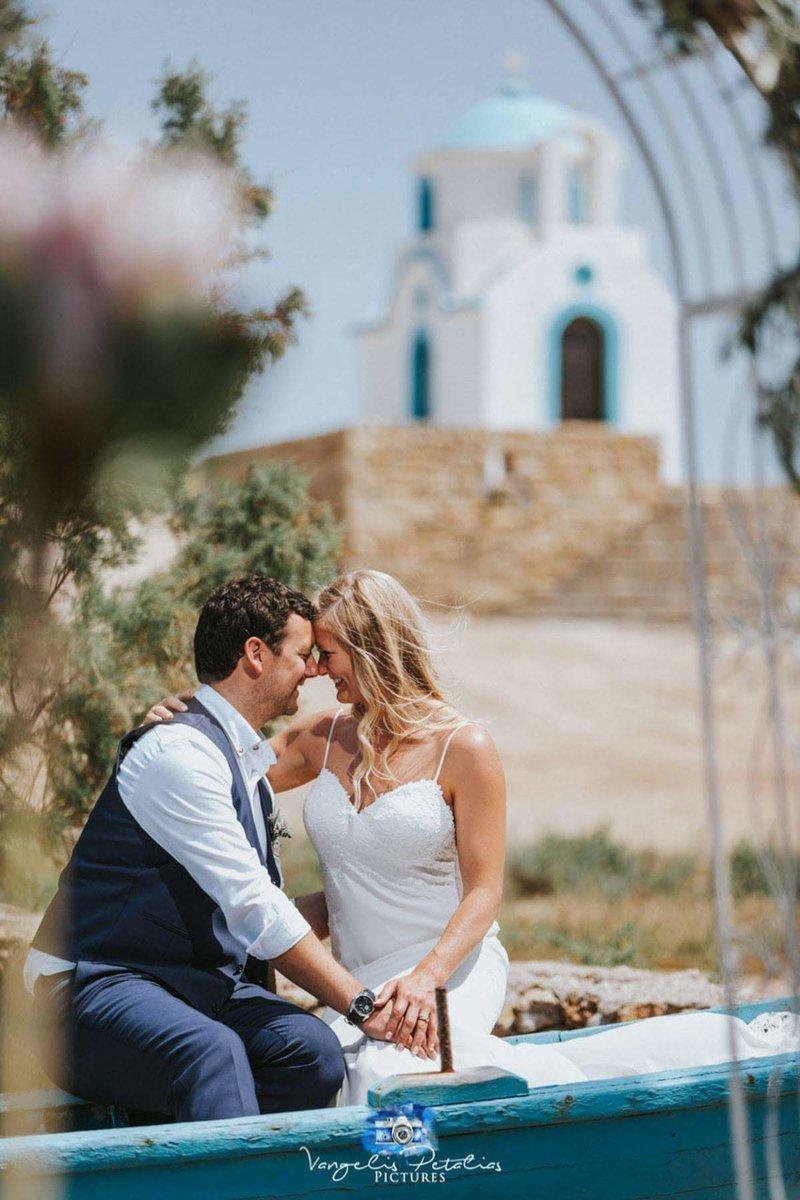 Οι Λειψοί επιδιώκουν να αποτελέσουν τοπ προορισμό για την τέλεση γάμων