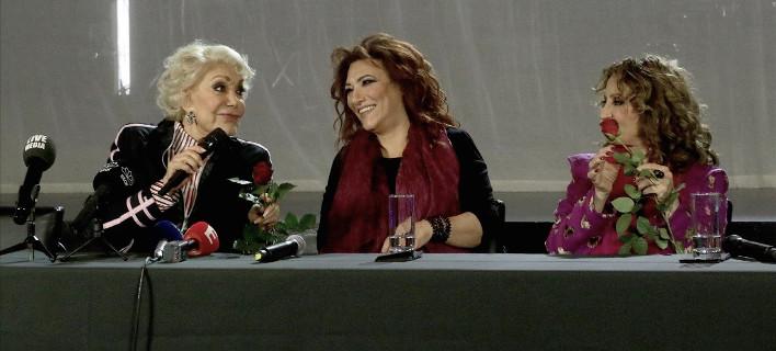 Μαρινέλλα, Ελένη Βιτάλη, Γλυκερία, πρεμιέρα Σάββατο 16 Δεκεμβρίου
