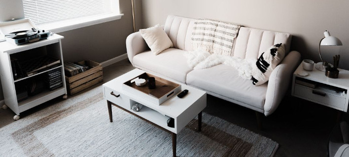5 for First apartment living room ideas