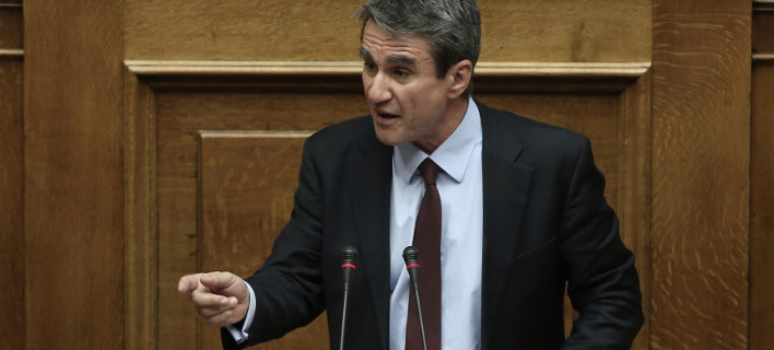Λοβέρδος στη Βουλή: Τι έγινε με το σκάνδαλο του Βατοπεδίου -Δείξτε μου έναν ο οποίος να καταδικάστηκε από τη Δικαιοσύνη