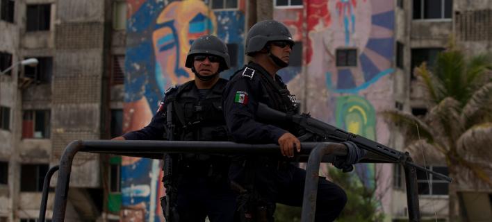 Συνελήφθη ο ηγέτης του καρτέλ Λος Ζέτας στο Μεξικό (Φωτογραφία: AP Photo/Rebecca Blackwell)