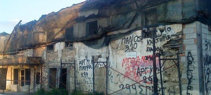 Η αδιαφορία οδηγεί σε κατεδάφιση το σπίτι του Μενέλαου Λουντέμη
