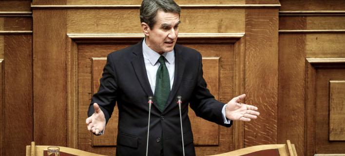 Ανδρέας Λοβέρδος, Φωτογραφία: Eurokinissi