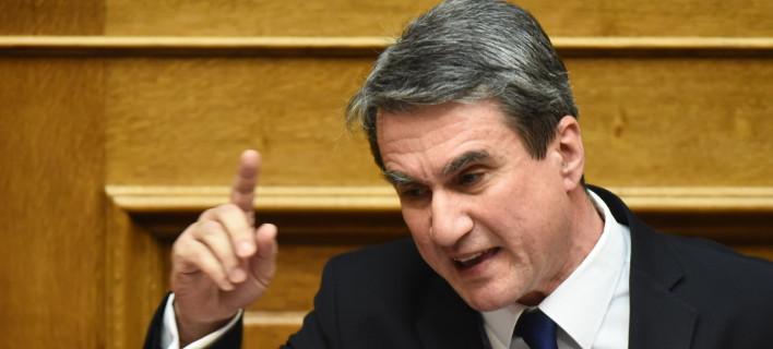 Λοβέρδος: Το όνομα του μεσάζοντα δεν υπάρχει στο έγγραφο της συμφωνίας