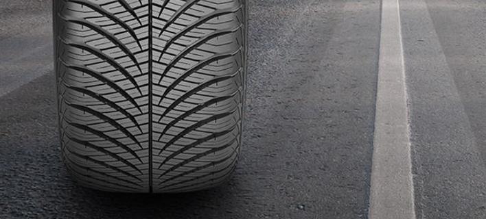 Goodyear Vector 4Seasons 2ης γενιάς για το Audi Q2