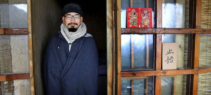 Η απίστευτη ιστορία ενός πάμπλουτου Κινέζου: Σώθηκε από θαύμα, χάρισε τα χρήματά του και τώρα ζει στα βουνά [εικόνες]