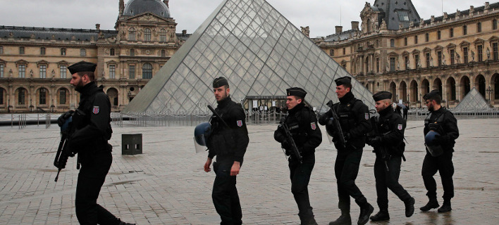 Φωτογραφία: AP Photo/Christophe Ena