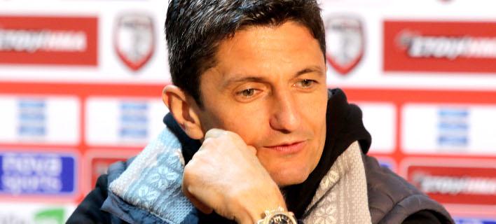 Ο Λουτσέσκου είναι ο νέος προπονητής του ΠΑΟΚ (Φωτογραφία: EUROKINISSI/ ΛΑΣΚΑΡΗΣ ΤΣΟΥΤΣΑΣ)