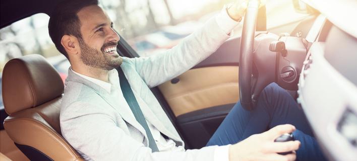 Χαρούμενος οδηγός