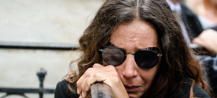 Η Μαρία Ελένη Λυκουρέζου μιλά πρώτη φορά μετά τον θάνατο της μητέρας της/Φωτογραφία: Intimenews