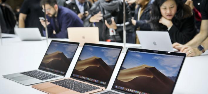 MacBook/Φωτογραφία: AP
