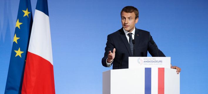 Γαλλία, Μακρόν, εργασιακά, μεταρρυθμίσεις