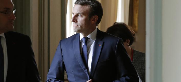 Φωτογραφία: Philippe Wojazer/Pool Photo via AP