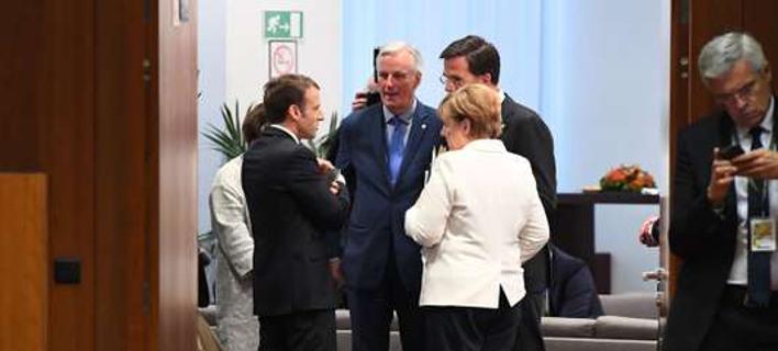 Ο Μακρόν δεν μπορεί να αλλάξει την Ευρώπη -Μόνος, απέναντι στην απάθεια των ηγετών