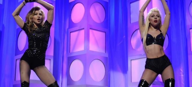 Η Μαντόνα κατηγορεί τη Lady Gaga ότι τη μιμείται και την κλέβει [εικόνες]