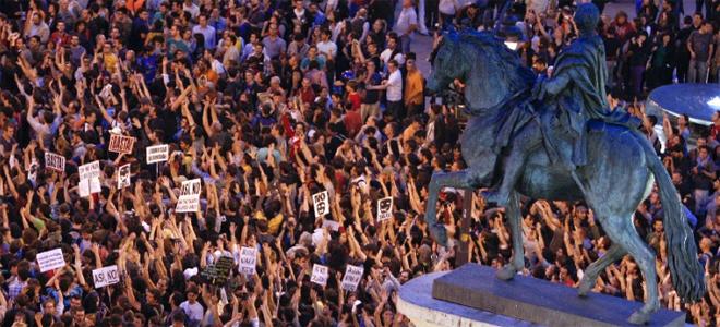 Πώς γεννήθηκε και τι είναι η #spanishrevolution;
