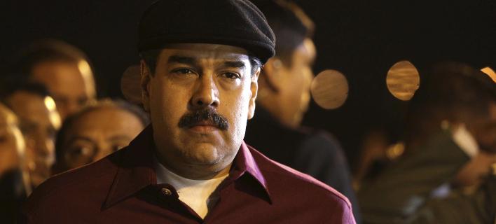 Κοντά σε συμφωνία είναι κυβέρνηση και αντιπολίτευση της Βενεζουέλας, σύμφωνα με τον Μαδούρο (Φωτογραφία: AP/ Sidali Djarboub)