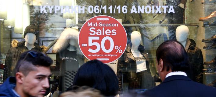 Απεργούν οι ιδιωτικοί υπάλληλοι την Κυριακή που είναι ανοιχτά τα μαγαζιά