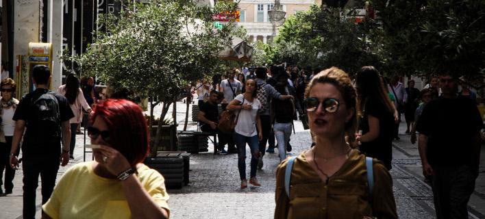 Στην Αθήνα καταγράφονται οι μεγαλύτερες αυξήσεις/Φωτογραφία: Eurokinissi
