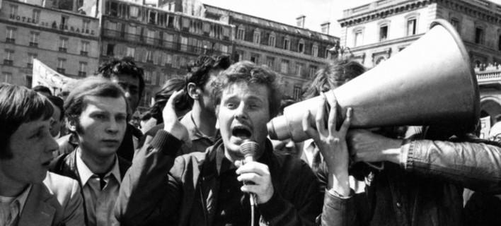 Ο Εμανουέλ Μακρόν θέλει να πάρει... μαθήματα γιορτάζοντας τον Μάη του '68