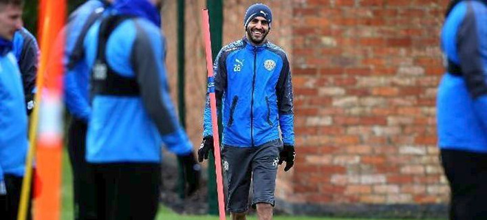 Premier League: Δέκα μέρες απροπόνητος και μπήκε στην αποστολή ο Μαχρέζ