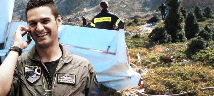 Το «αντίο» του Κώστα Μακεδόνα στον φίλο του πιλότου του τσέσνα [εικόνα]