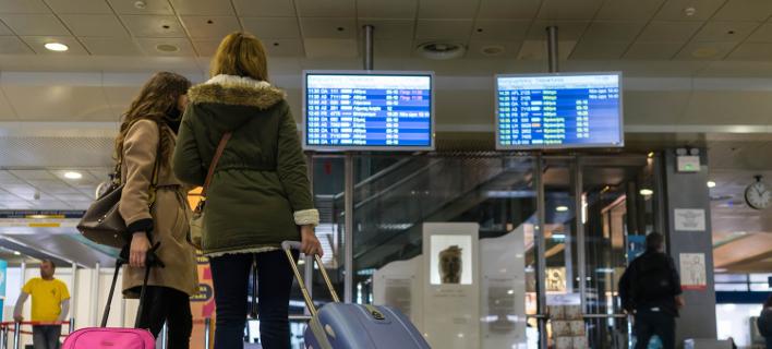 αεροδρόμιο Μακεδονία/Φωτογραφία: Eurokinissi