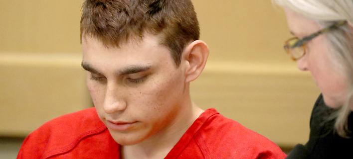 Φωτογραφία: Ενώπιον του δικαστηρίου εκ νέου ο 19χρονος δράστης του μακελειού της Φλόριντας/AP
