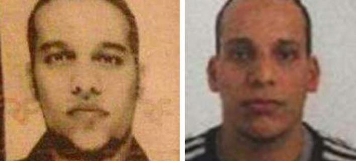 Αυτά είναι τα αδέλφια που καταζητούνται ως ύποπτοι για το μακελειό στο Παρίσι [εικόνες]