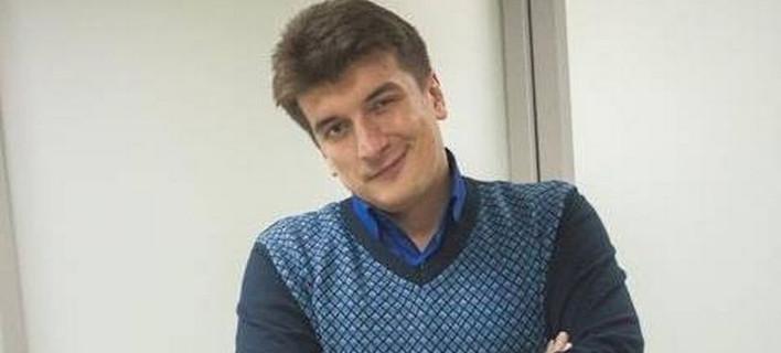 Ο Ρώσος δημοσιογράφος Μαξίμ Μποροντίν (Φωτογραφία: Facebook)