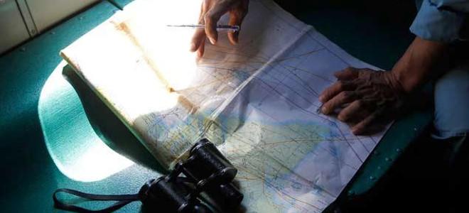 Ελληνικό πλοίο έλαβε μήνυμα για αντικείμενα από το χαμένο Boeing στη θάλασσα