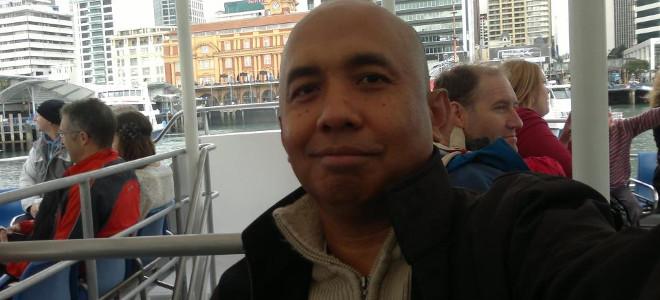 Ο πιλότος της μοιραίας πτήσης MH370 Ζαχάρι Αμάντ Ζαχ