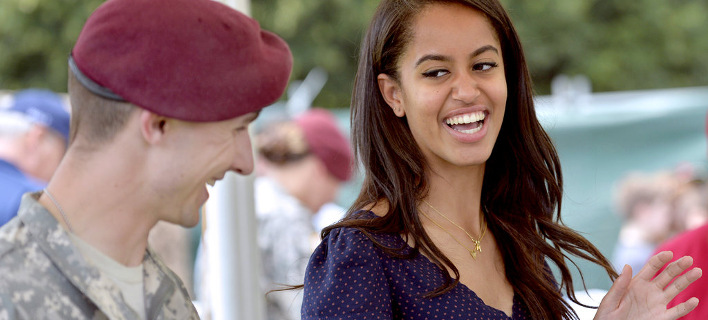 Η κόρη του Ομπάμα σε πάρτι Πανεπιστημίου -Οι άνδρες της μυστικής υπηρεσίας τρόμαξαν τους φοιτητές [εικόνες]
