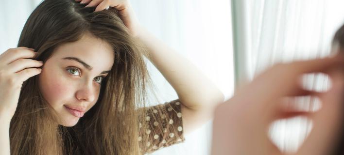 Γιατί πέφτουν τα μαλλιά μας το φθινόπωρο (Φωτογραφία: Shutterstock)