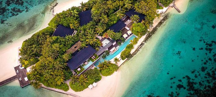«Υμνος» στην πολυτέλεια στις Μαλδίβες, με... 38.000 ευρώ τη βραδιά [εικόνες]
