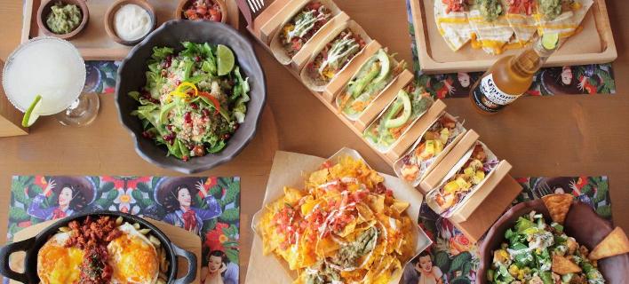 Λαχταριστές γεύσεις στο «Μamacita»/ Φωτογραφία: Mamacita
