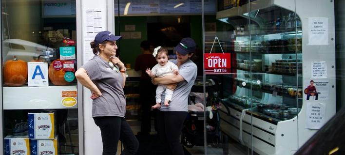Mamagyro: Το μαγαζί μίας Ελληνίδας μαμάς στη Νέα Υόρκη που ενθουσίασε τους New York Times [εικόνες]