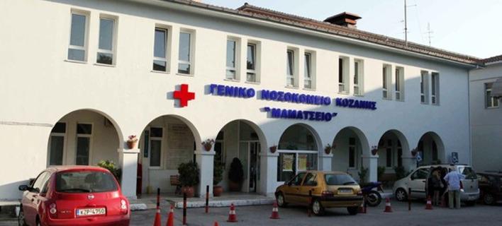 Κοζάνη: Διασωληνωμένη, σε κρίσιμη κατάσταση, 40χρονη που πνίγηκε από φαγητό