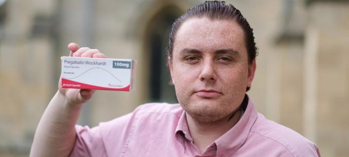 Βρετανός ισχυρίζεται ότι έγινε γκέι γιατί πήρε... παυσίπονα [εικόνες]