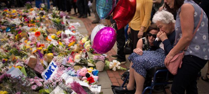 πολύνεκρη επίθεση σε συναυλία/Φωτογραφία: AP