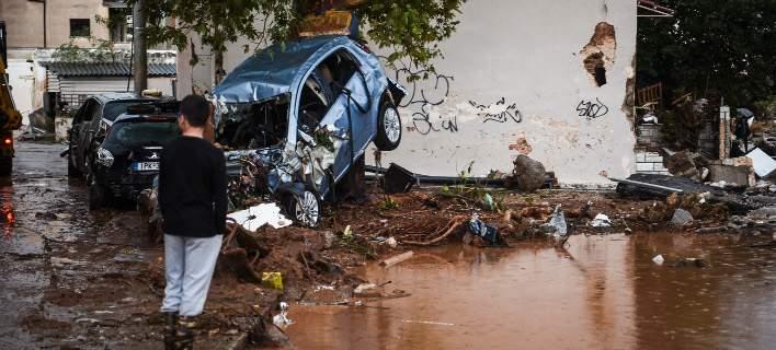 ΑΒ Βασιλόπουλος: 500.000 ευρώ σε τρόφιμα έως το τέλος του χρόνου, στους πληγέντες από τις πλημμύρες στη Μάνδρα