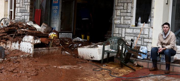 Δυτ. Αττική: 1.303 κτίρια έχουν υποστεί ζημιές από την πλημμύρα -Χρήζουν αποζημίωσης